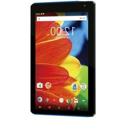 voyager 7 16gb tablet android os blue