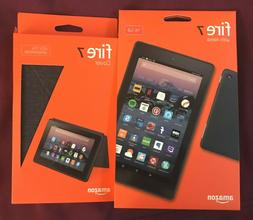 "All-New 2017 Amazon Fire 7 Tablet w Alexa 7"" 16gb Black w Sp"