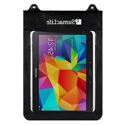 "Waterproof Case for 9.7 - 10.5"" Tablets - iPad, Transformer"