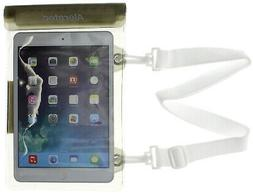 Aleratec Waterproof Pouch IP47 for iPad Mini and up to 7-inc