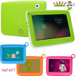 Wifi Children Kids Tablet 7 inch Display Touch Android 4.4 T