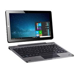 10.1 inch Windows Tablet PC - AWOW 2-in-1 Touchscreen Laptop