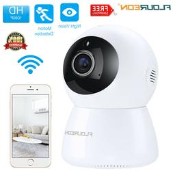 Wireless 1080P Baby Monitor IP Camera Night Vision Security