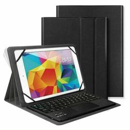 "Touchpad Wireless Bluetooth Keyboard+Case For 9.6-10.6"" Andr"