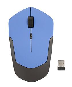 Wireless rechargeable mouse 2.4Ghz portable mice with optica