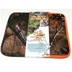 """Realtree Xtra Colors 10"""" Tablet iPad Sleeve Cover - Camouf"""