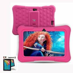 Dragon Touch Y88X Plus 7 inch Kids Tablet, Android 7.1 gift
